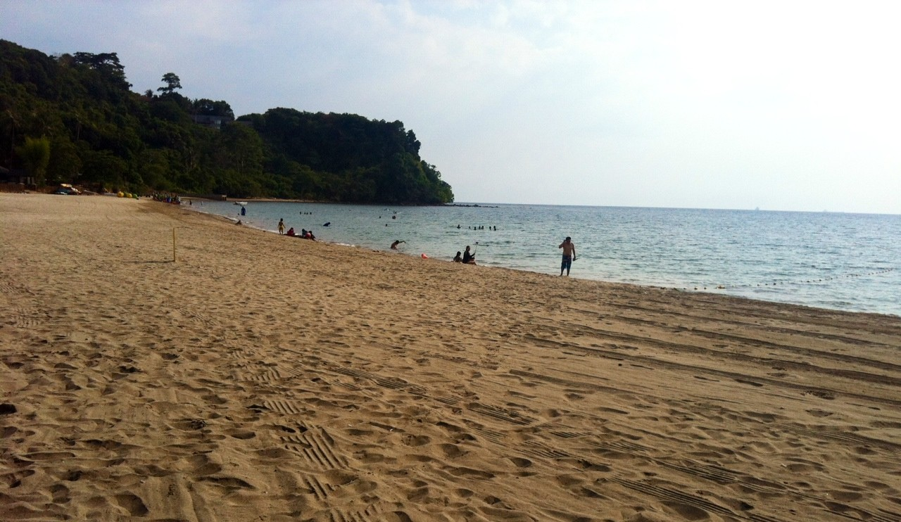 Anvaya Cove Beach